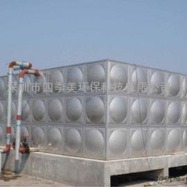 不锈钢水箱,不锈钢生活水箱制作安装