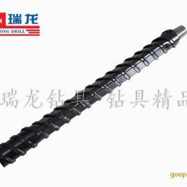 三棱螺旋钻杆新型高效三棱螺旋钻杆