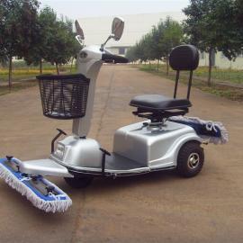 商场 物业 超市 酒店专用电动尘推车