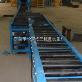 不锈钢滚筒输送机 无动力滚动输送机 滚筒输送机