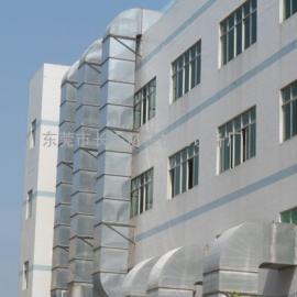 不锈钢通风管 镀锌通风管道 自制风管