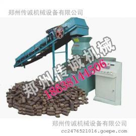 郑州传诚CP-4000生物质平模压块机
