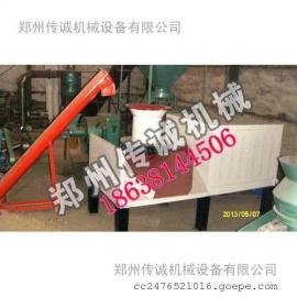 郑州传诚CPH-2000生物质平模压块机