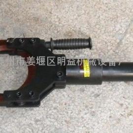 SM-120B分离式手动液压线缆剪,分离电动液压线缆剪