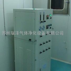 进口光谱仪配套用氩气纯化装置