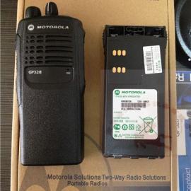 摩托罗拉GP328本质安全对讲机