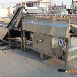 四川蔬菜清洗机 净菜加工流水线 蔬菜清洗设备价格 诸城天翔