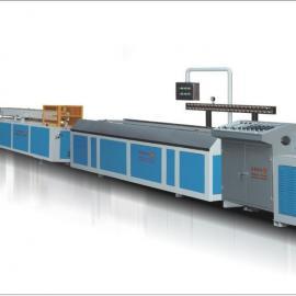 佛山远锦塑机PS/PP/pvc仿木塑发泡挤出生产设备