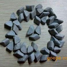 研磨石抛光石,正三角棕刚玉,斜三角棕刚玉磨料