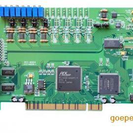 供应中泰研创PCI-8324A4路并行输出采集卡