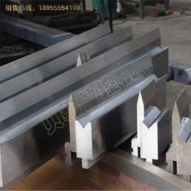 梅花柱折弯机模具 专业生产各类机械刀片刀具折弯机模具