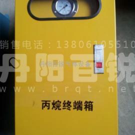丹阳丙烷接头箱、丹阳丙烷终端箱生产厂家