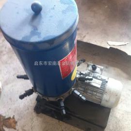 厂家直销WDB型多点润滑泵 多点干油泵