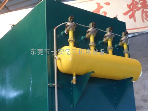 脉冲除尘器 广东脉冲式除尘器生产商