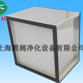 有隔板高效空气过滤器|不锈钢高效空气过滤器|镀锌框高效空气过滤
