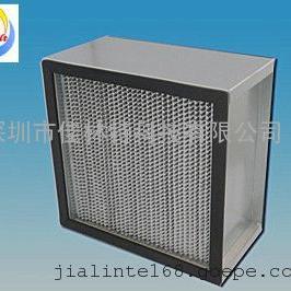 木框有隔板空气过滤器深圳厂家