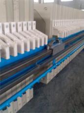 紧凑型全自动隔膜压滤机