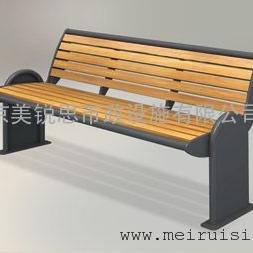 南京休�e椅南京塑木座椅南京防腐木座椅