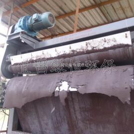 带式浓缩一体化污泥脱水机