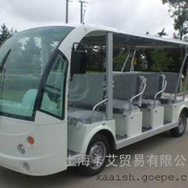 14座观光车|景区电动观光车|大型厂区交通电动车