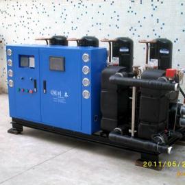 密封型水冷螺杆式冷水机