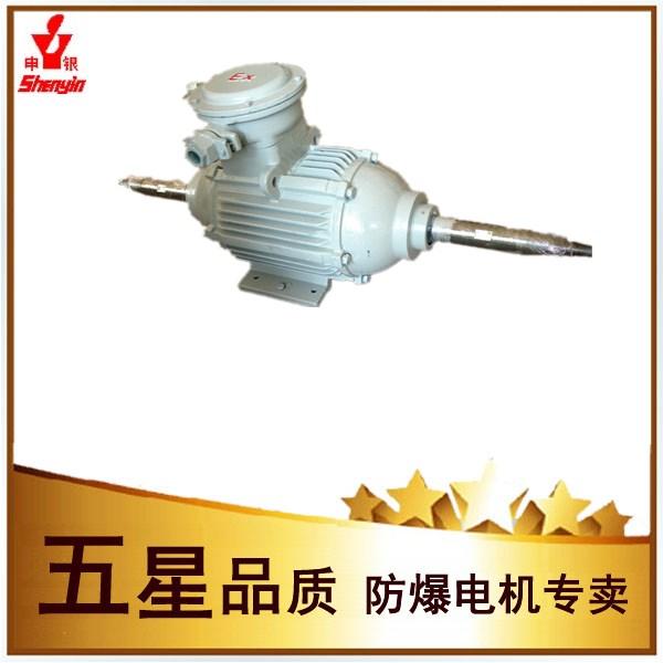 低噪声防爆马达抛光机供应