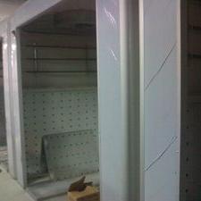 高低温冲击试验箱 步入式高低温试验室