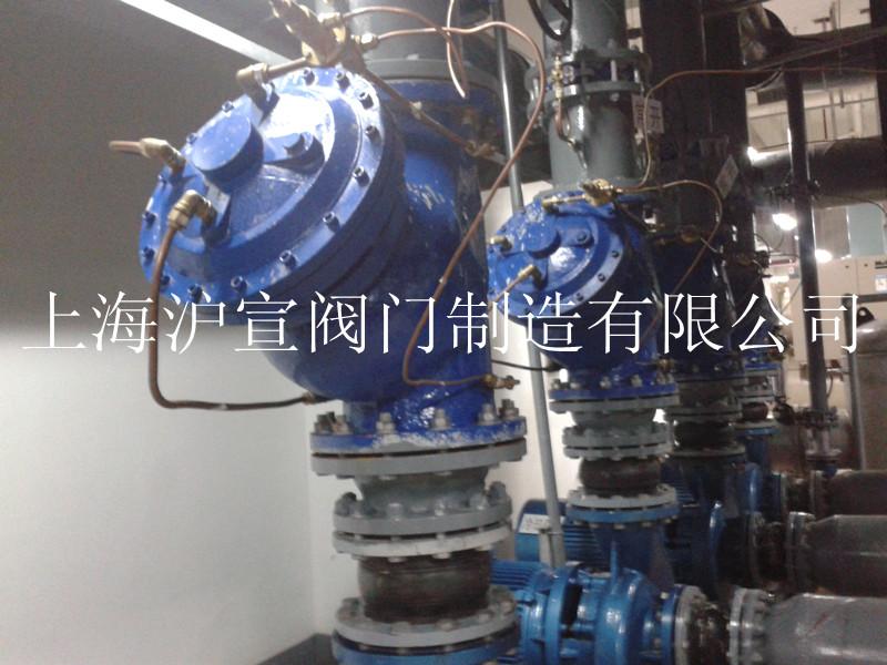 jd745x多功能水泵控制阀 不锈钢水泵控制阀图片