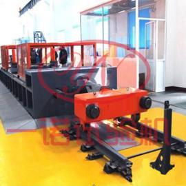 高质量船用缆绳卧式拉力试验机生产厂家