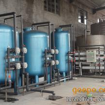 电镀用水工业纯水机设备水处理设备
