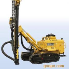 供应成都TH-T80履带式液压干式除尘潜孔钻机