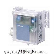 QBM3020-1U西门子压差传感器