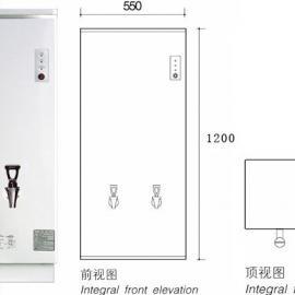 青岛开水器、吉之美开水器经典商务GM-K5-100ESW