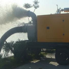 柴油机水泵排灌机械