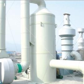 pp酸雾喷淋塔,废气处理设备,绿深环境