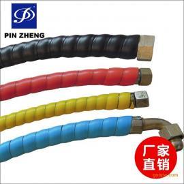 胶管护套 水管护套 高压油管护套 液压保护管