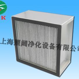 HEPA高效空气过滤器有隔板高效空气过滤器