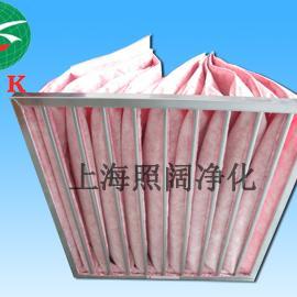 玻纤袋式过滤器,空气过滤器,耐高温玻纤滤网