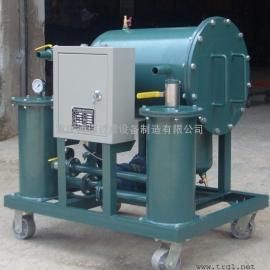汽柴油聚结分离脱水滤油机