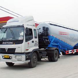 50吨粉罐车|60立方半挂粉罐车