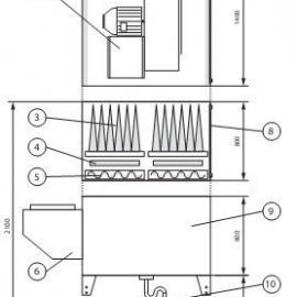 AIRSOL/POLP 模块式过滤系统 适用于低浓度灰尘