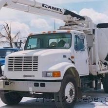 美国CAMEL200系列多能下水道疏通车 高压清洗车