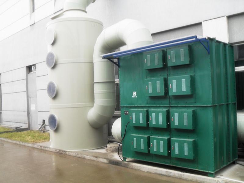 喷漆房废气净化器