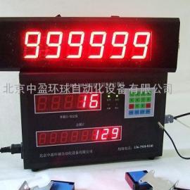 中盈环球HQ-210饲料皮带机计数器