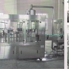 三合一灌装调设备 瓶装线灌装机