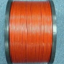 双向拉绳开关专用覆塑钢丝绳 规格4mm、5mm