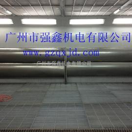 厂家供应水帘式家具喷漆烤漆房