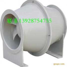 塑料防腐斜流风机PPFGXF型