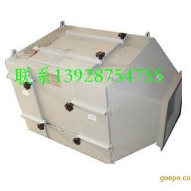 废气活性炭吸附净化箱
