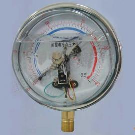 YTXC全不锈钢耐震电接点压力表